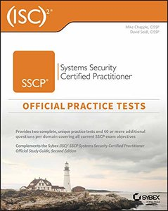 (ISC)2 SSCP Systems Security Certified Practitioner Official Practice Tests-cover