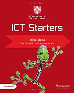 Cambridge ICT Starters Initial Steps (Cambridge International Examinations)-cover