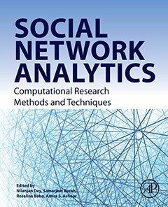 Social Network Analytics: Computational Research Methods and Techniques-cover