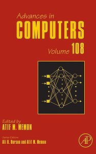 Advances in Computers, Volume 108-cover