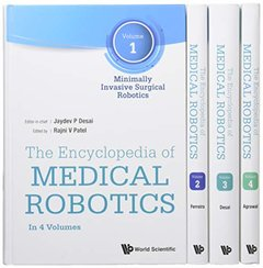 Encyclopedia Of Medical Robotics (In 4 Volumes)-cover