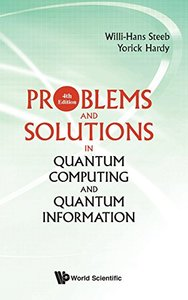 Problems and Solutions in Quantum Computing and Quantum Information-cover