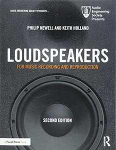 Loudspeakers: For Music Recording and Reproduction (Audio Engineering Society Presents)-cover