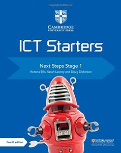 Cambridge ICT Starters Next Steps Stage 1 (Cambridge International Examinations)-cover