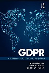 GDPR: How To Achieve and Maintain Compliance-cover