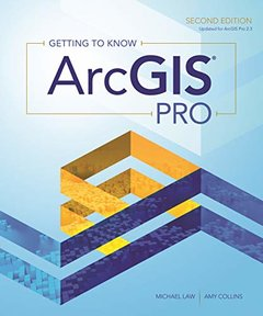 Getting to Know ArcGIS Pro: Second Edition-cover