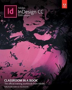 Adobe InDesign CC Classroom in a Book (2019 Release)-cover