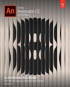 Adobe Animate CC Classroom in a Book (2019 Release)-cover