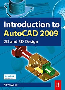 Introduction to AutoCAD 2009-cover
