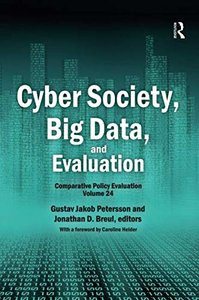 Cyber Society, Big Data, and Evaluation (Comparative Policy Evaluation)-cover