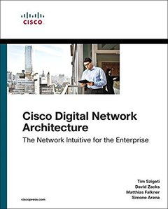 Cisco Digital Network Architecture: Intent-based Networking for the Enterprise (Networking Technology)-cover