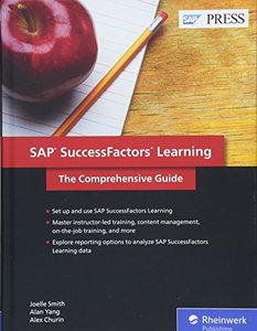 SAP SuccessFactors Learning: The Comprehensive Guide (SAP PRESS)-cover