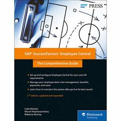 SAP SuccessFactors Employee Central: The Comprehensive Guide (2nd Edition) (SAP PRESS)