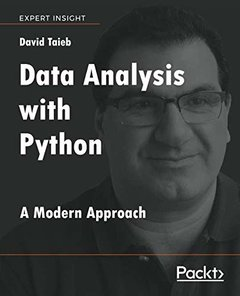 Data Analysis with Python: A Modern Approach-cover
