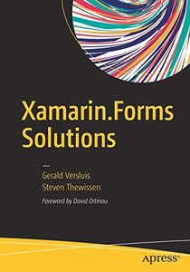 Xamarin.Forms Solutions-cover