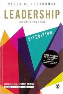 Leadership : Theory and Practice (Paperback)-cover