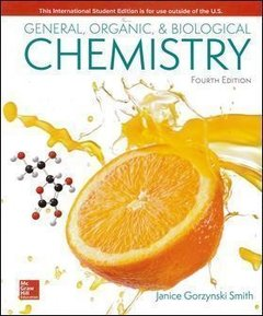 General, Organic, and Biological Chemistry, 4/e (Paperback)-cover