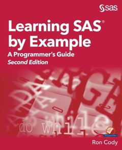 Learning SAS by Example:  A Programmer's Guide, Second Edition: A Programmer's Guide, Second Edition-cover