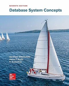 Database System Concepts 7/e(美國原版)-cover
