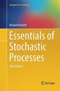 Essentials of Stochastic Processes (Springer Texts in Statistics)-cover