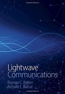 Lightwave Communications (Hardcover)-cover