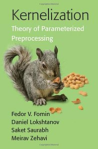 Kernelization: Theory of Parameterized Preprocessing