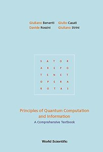 Principles of Quantum Computation and Information: A Comprehensive Textbook-cover