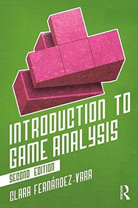 Introduction to Game Analysis-cover