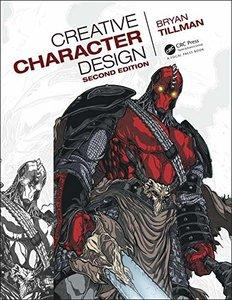 Creative Character Design 2e-cover