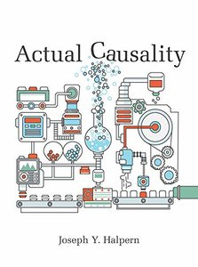 Actual Causality (The MIT Press)-cover