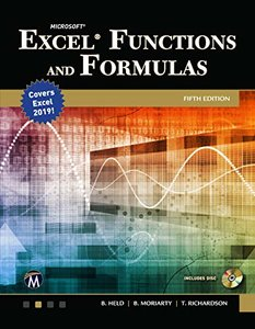 Microsoft Excel Functions and Formulas-cover