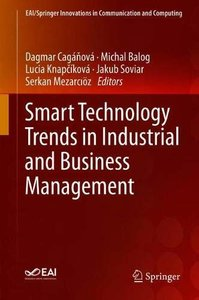 Smart Technology Trends in Industrial and Business Management (EAI/Springer Innovations in Communication and Computing)