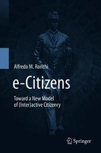 e-Citizens: Toward a New Model of (Inter)active Citizenry-cover