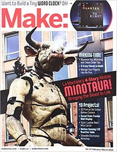Make: Volume 67-cover