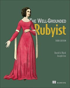 The Well Grounded Rubyist 3/e-cover