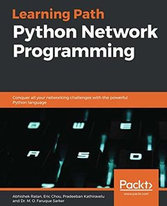 Python Network Programming-cover