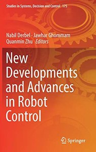 New Developments and Advances in Robot Control (Studies in Systems, Decision and Control)-cover