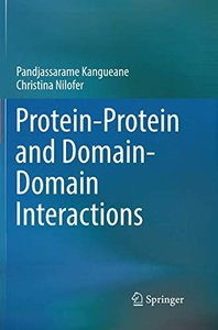 Protein-Protein and Domain-Domain Interactions-cover