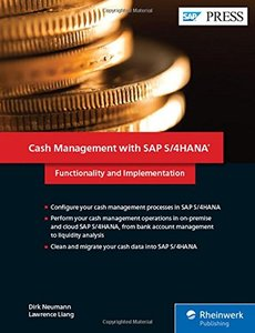 SAP Cash Management with SAP S/4HANA: Functionality and Implementation (SAP PRESS)-cover