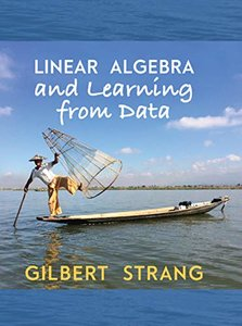 Linear Algebra and Learning from Data (Hardcover)-cover