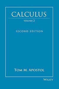 Calculus, Vol. 2 : Multi-Variable Calculus and Linear Algebra with Applications to Differential Equations and Probability (Hardcover)-cover