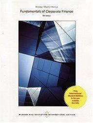 Fundamentals of Corporate Finance, 9/e-cover