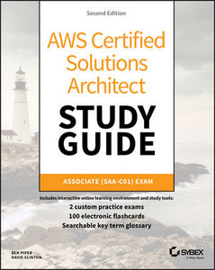 AWS Certified Solutions Architect Study Guide: Associate SAA-C01 Exam, 2nd Edition-cover
