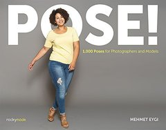POSE!: 1,000 Poses for Photographers and Models-cover