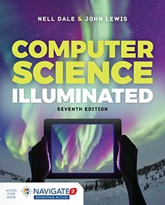 Computer Science Illuminated, 7/e (Paperback)-cover