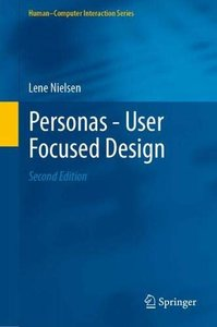 Personas - User Focused Design (Human–Computer Interaction Series)-cover