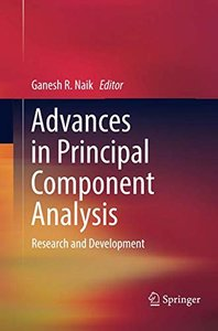 Advances in Principal Component Analysis: Research and Development-cover