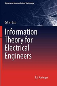 Information Theory for Electrical Engineers (Signals and Communication Technology)-cover