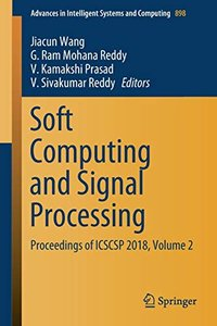 Soft Computing and Signal Processing: Proceedings of ICSCSP 2018, Volume 2 (Advances in Intelligent Systems and Computing)-cover