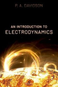 An Introduction to Electrodynamics (Paperback)-cover